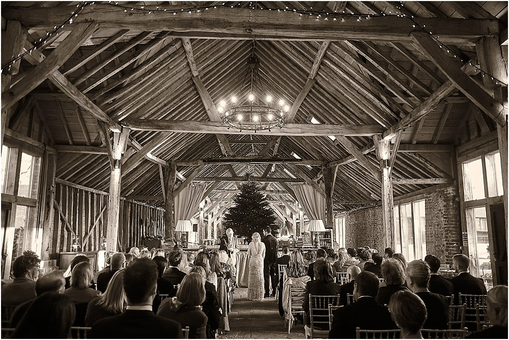 Weddings at The Long Barn Hampshire