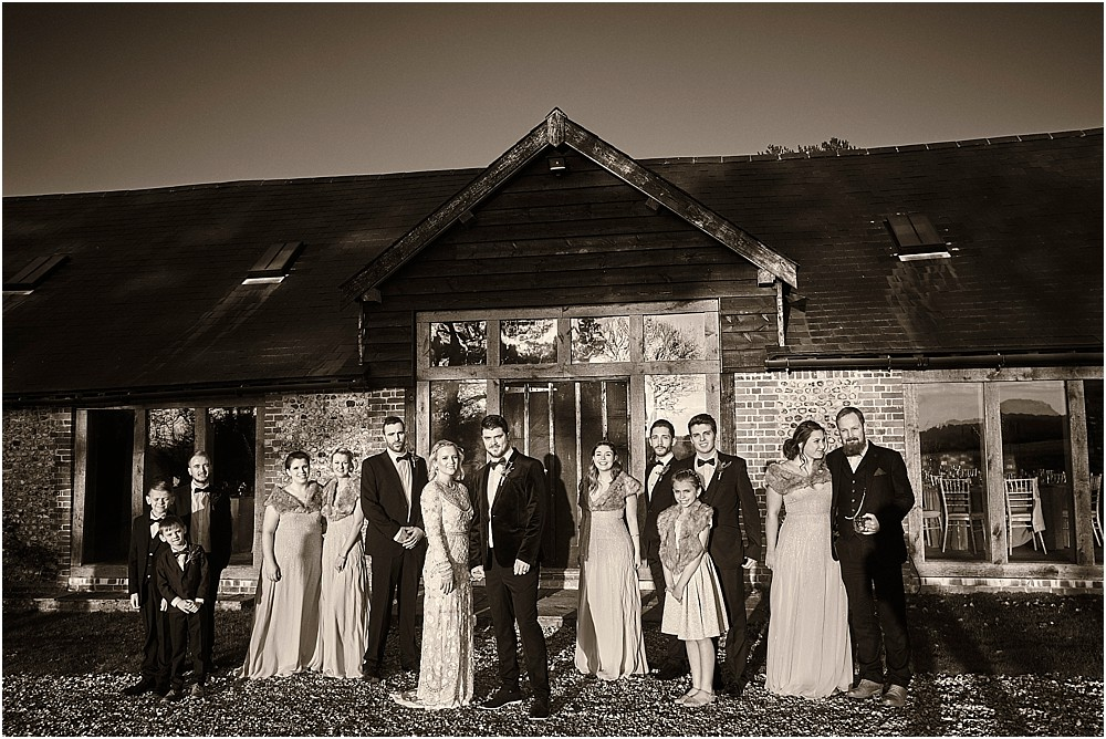 Wedding Photographer Long Barn