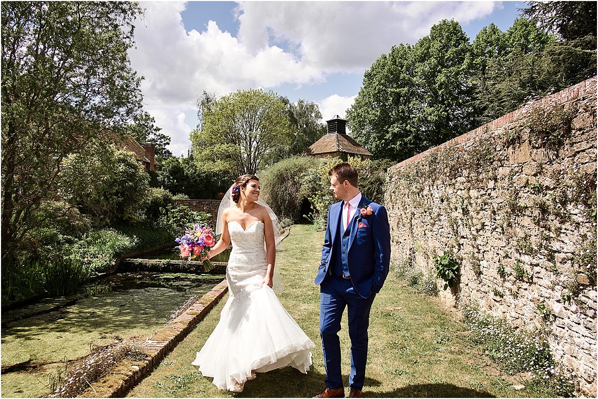Surrey based Loseley Park Wedding Photographer Jason Leaman Photography