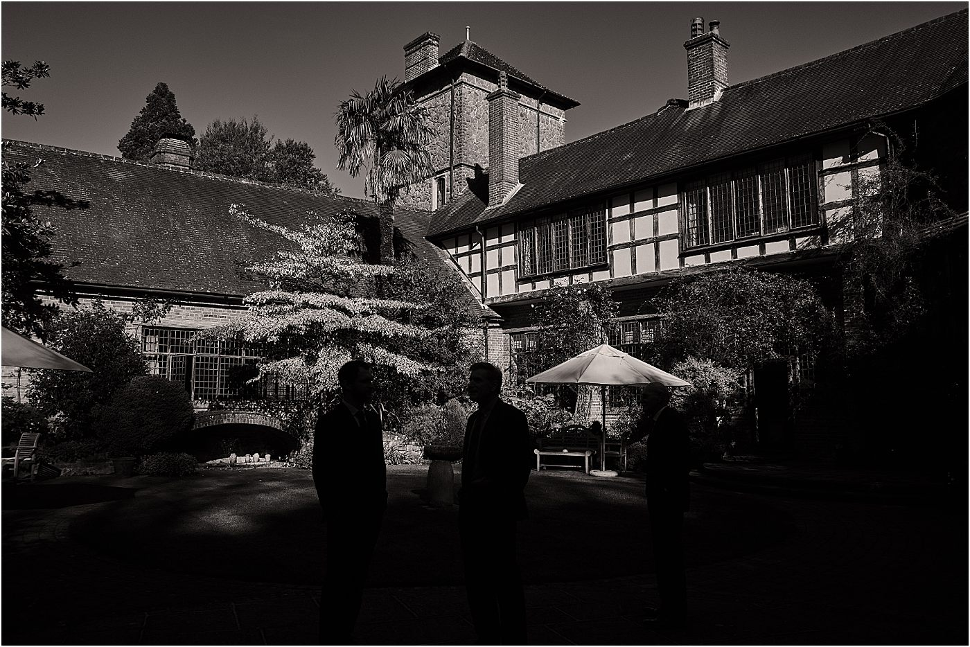Surrey Wedding Photographer Jason Leaman at Ramster Hall