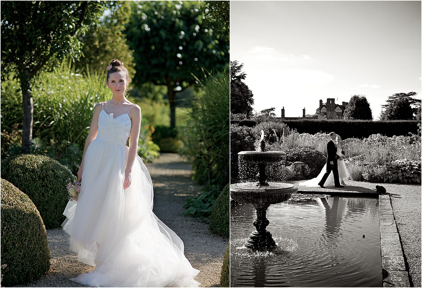Recommended Loseley Park Wedding Photographer