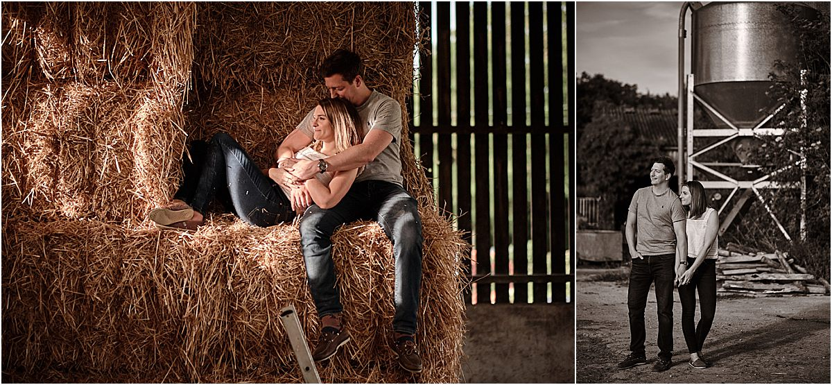 engagement session photographer in Hampshire