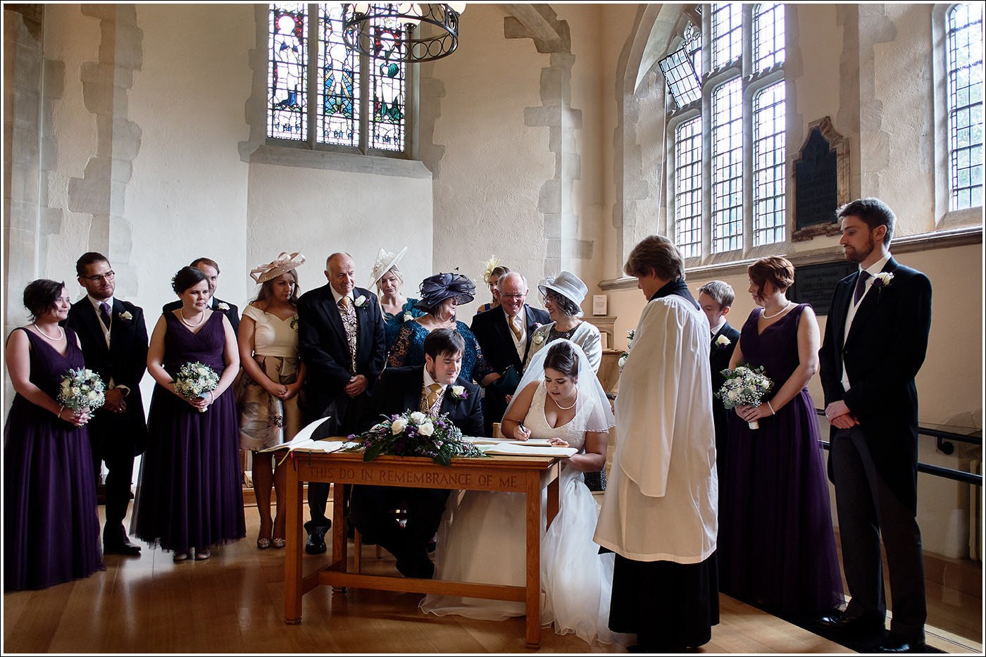 WEDDING PHOTOGRAPHERS IN HAMPSHIRE