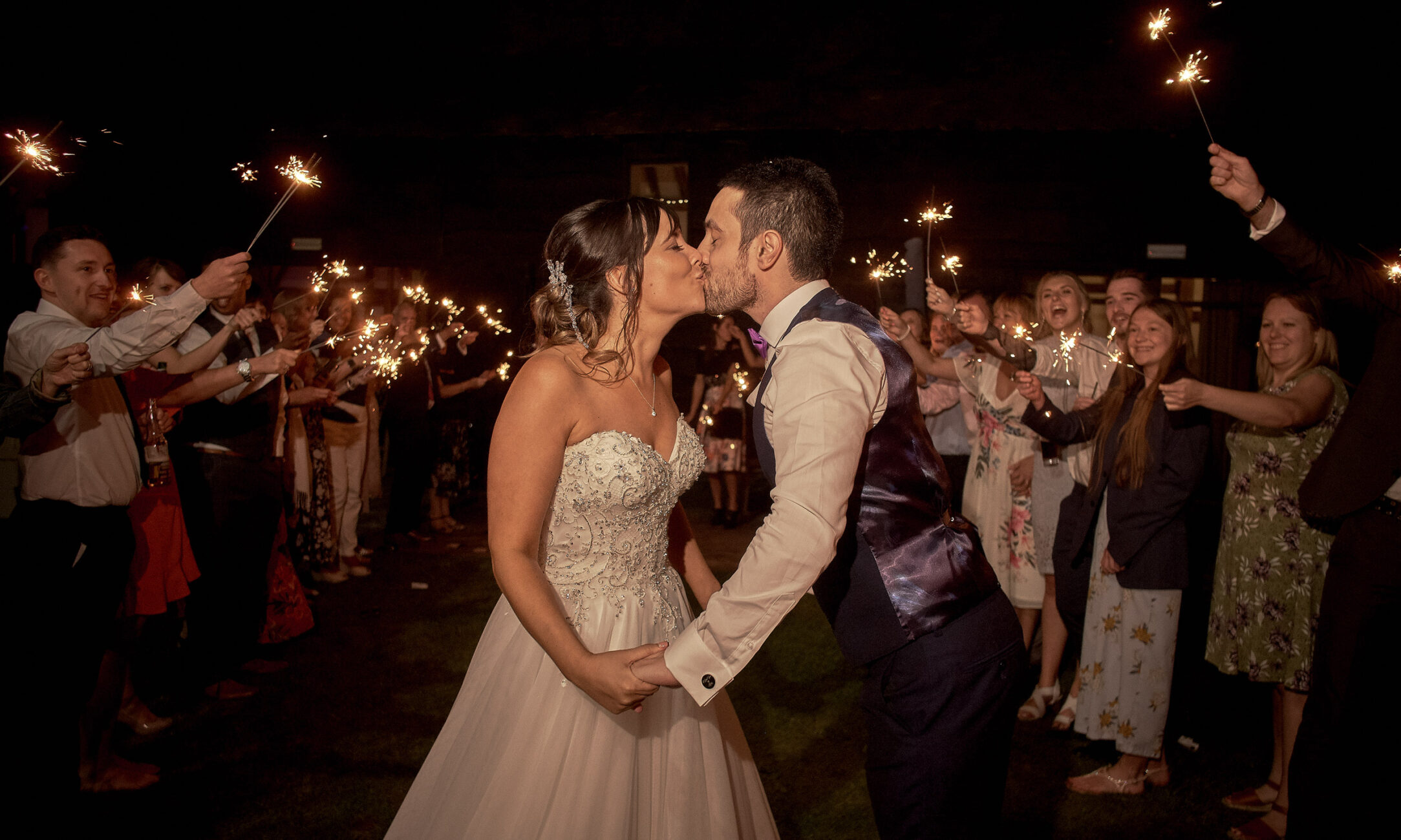 Best Local Photographer for Loseley Park Weddings