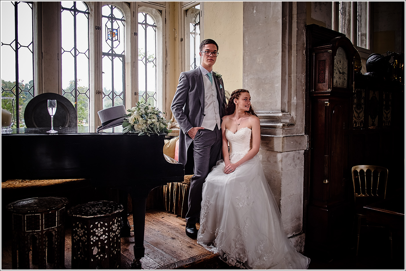 Official Loseley Park Wedding Photographer in Godalming