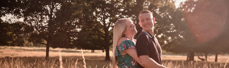 Pre-Wedding E-shoot Surrey Wedding Photographer