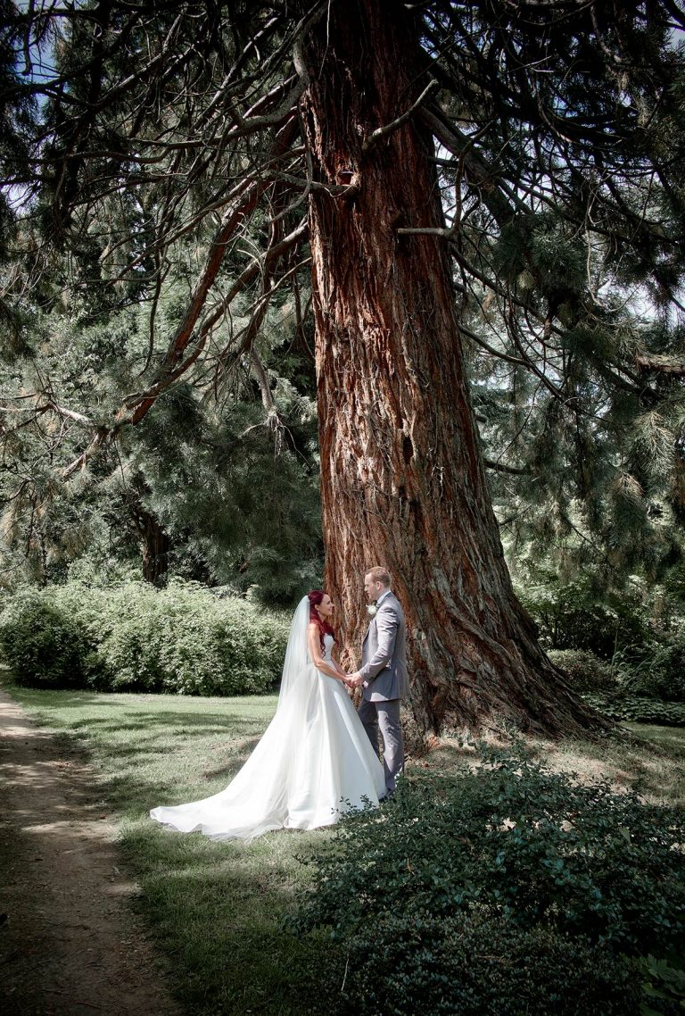 Recommended Ramster Hall Wedding Photographer