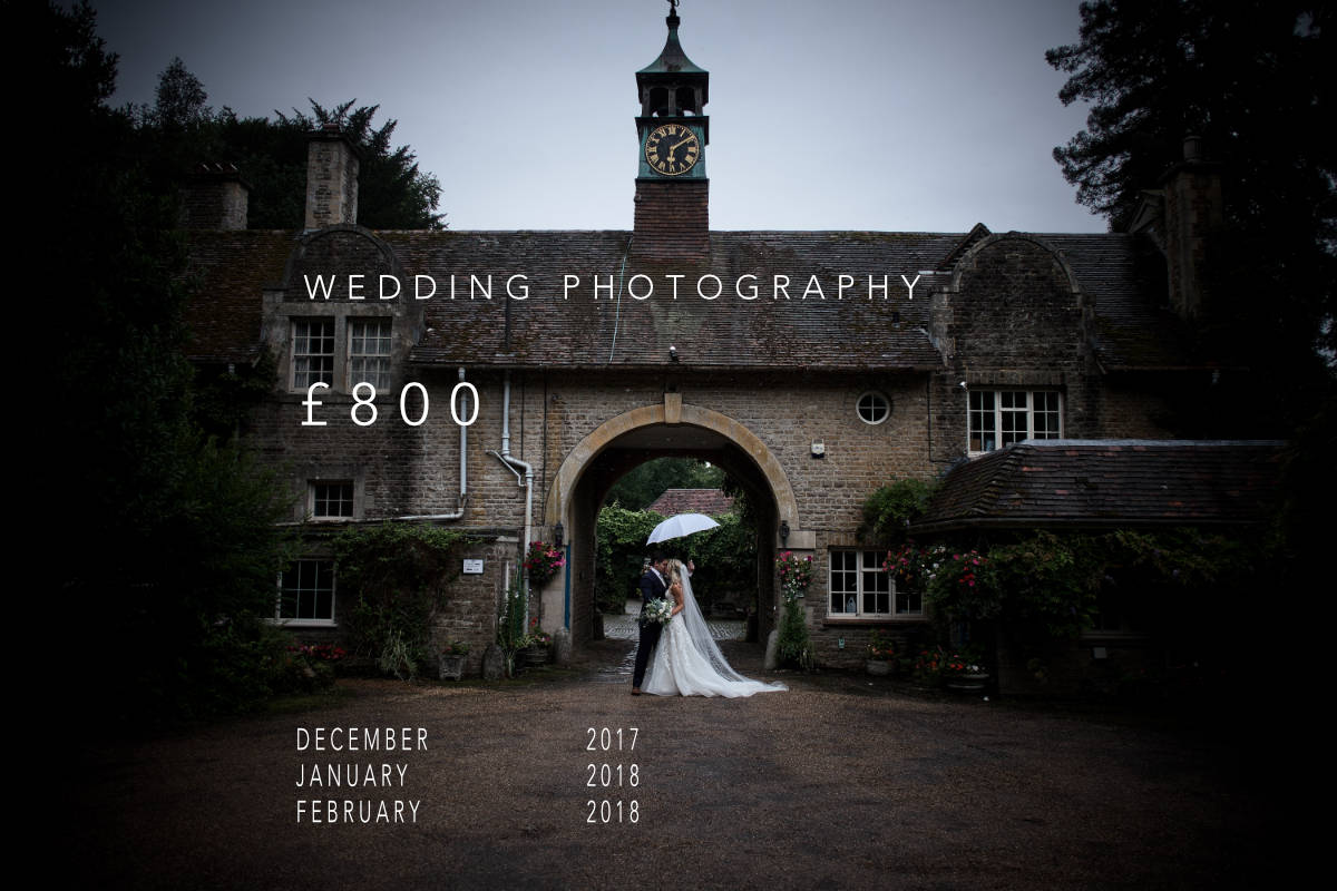 CHEAP WINTER WEDDING PHOTOGRAPHER